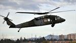 Trực thăng quân đội Colombia bị bắn hạ