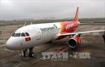 Một số chuyến bay bị hủy do thời tiết