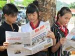 Báo Tin Tức đồng hành cùng đồng bào Tây Nguyên xóa đói, nghèo