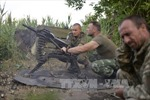 Kết thúc cuộc họp Nhóm tiếp xúc về Ukraine ở Minsk