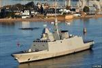 Ai Cập tiếp nhận khinh hạm đa năng từ Pháp