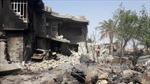Trung Đông tăng cường hợp tác chống IS
