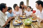 Tôn vinh bữa cơm gia đình trong Ngày gia đình Việt Nam