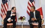 Pháp triệu tập họp lãnh đạo an ninh về vụ do thám