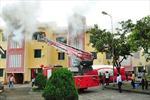 Tuyên truyền mạnh để phòng cháy tại khu dân cư