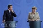 Thủ tướng Anh thăm Đức trước thềm Hội nghị EU