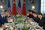Mỹ kêu gọi Trung Quốc xoa dịu căng thẳng trên biển