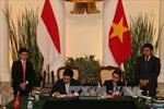 Việt Nam-Indonesia thúc đẩy quan hệ Đối tác chiến lược
