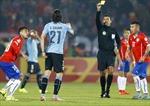 Chile biến Uruguay thành 'cựu vô địch'