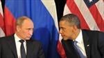 Putin-Obama điện đàm về các vấn đề nóng trên thế giới