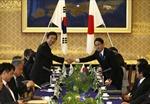 Nhật - Hàn: Gác lại quá khứ, hướng tới tương lai