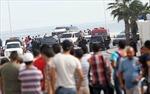 Khủng bố đẫm máu khách sạn Tunisia, 27 người thiệt mạng