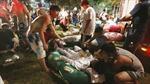 Đài Loan: Nổ tại công viên nước, hơn 200 người bị thương