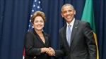 Tổng thống Brazil thăm Mỹ