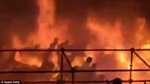 Ngọn lửa 'nuốt chửng' đám đông ở công viên Đài Loan