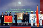 Chủ tịch nước dự lễ trao danh hiệu Anh hùng Lao động cho Viện Pasteur