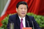 Chủ tịch Trung Quốc khẳng định quyết tâm chống tham nhũng