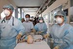TPHCM sẽ dựng bệnh viện dã chiến nếu MERS lây lan