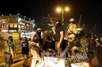Đàm phán thành lập chính phủ mới Palestine thất bại
