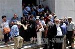IMF nhận được đề nghị xin gia hạn nợ của Hy Lạp