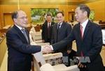 Chủ tịch Quốc hội tiếp các Đại sứ Việt Nam trước khi lên đường