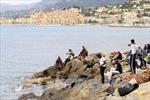 Số người tị nạn tới châu Âu đạt kỷ lục