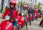 """""""Chia sẻ xe máy""""-Cách mạng giao thông tại Italy"""