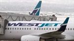Máy bay chở khách Canada liên tiếp bị dọa đánh bom