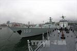 Trung Quốc tập trận bắn đạn thật trên Hoàng Hải