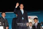 Thủ tướng Nguyễn Tấn Dũng bắt đầu thăm làm việc tại Nhật Bản