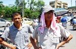Hà Nội tiếp tục nắng nóng gay gắt 40 độ C