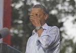 Chuyện mưa của Tổng thống Obama