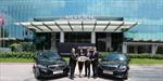 Khách sạn Le Méridien Saigon nhận xe Mercedes-Benz E-Class