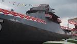 Singapore hạ thủy tàu tuần tra duyên hải LMV đầu tiên