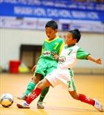 Khai mạc vòng chung kết Giải bóng đá Cup Milo