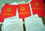 Dùng sổ đỏ giả lừa ngân hàng hơn 7 tỷ đồng