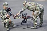 Trung Quốc lần đầu tiên dùng UAV giám sát thảm họa