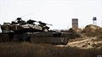 IS thừa nhận bắn rocket vào Israel