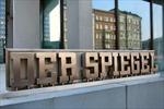 Báo Đức Spiegel rơi vào tầm ngắm của tình báo Mỹ