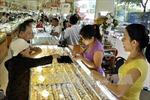 Giá vàng giảm hơn 100.000 đồng/lượng trong tuần này