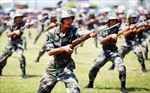 Quân đội Trung Quốc diễn tập quân sự tại Hong Kong
