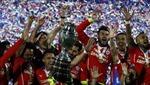 Chile lần đầu vô địch Copa America