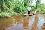 Về U Minh đặt lờ bắt cá