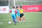"""Khai mạc giải bóng đá nhi đồng toàn quốc """"Thách thức Lotteria Cup 2015"""""""