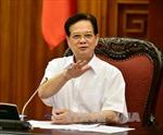 Thủ tướng chủ trì họp phiên Chính phủ thường kỳ tháng 8