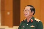 Thượng tướng Đỗ Bá Tỵ dự Lễ kỷ niệm Chiến thắng phát-xít