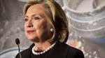 Cựu Ngoại trưởng Clinton không xin lỗi về bê bối thư điện tử