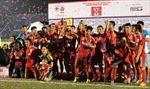 Bình Dương vô địch Cúp quốc gia sau 21 năm