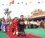 Tưng bừng khai hội đền Đồng Bằng