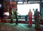 Thợ đánh giày gục chết ngay trạm xe buýt thành phố